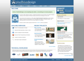 pixelhivedesign.com