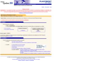 placement.emploiquebec.net