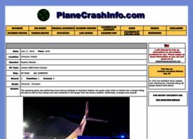 planecrashinfo.com