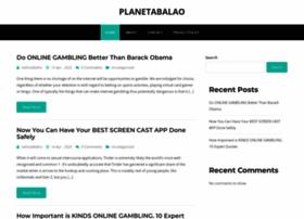 Planetabalao.com