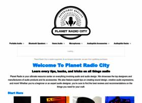 planetradiocity.com