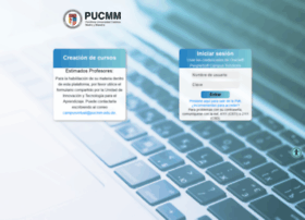 Plataformavirtual.pucmm.edu.do
