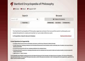 plato.stanford.edu