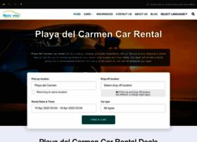 playadelcarmencarrental.com