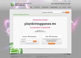 playdrivinggames.ws