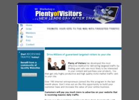 Plentyofvisitors.com