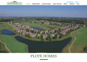plotehomes.com