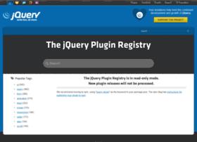 plugins.jquery.com
