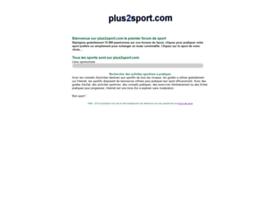 plus2sport.com