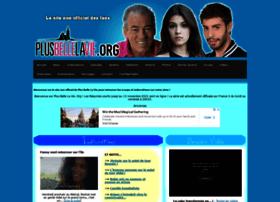 Plusbellelavie.org
