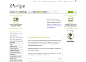 plussizewomens.lifetips.com