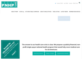 Pnhp.org