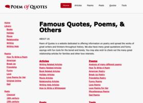 poemofquotes.com