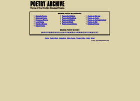 poetry-archive.com