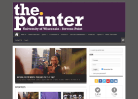 pointeronline.uwsp.edu