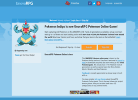 pokemonindigo.com
