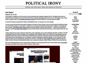 Politicalirony.com