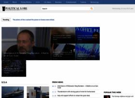 politicallore.com