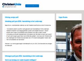 poll.christenunie.nl