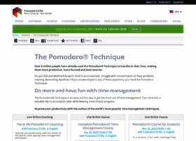 pomodorotechnique.com