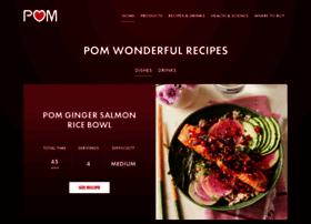 Pomwonderful.com