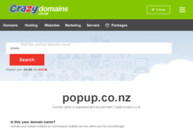 popup.co.nz