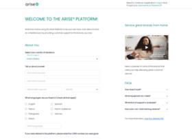 Portal.arise.com