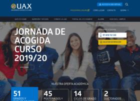 portal.uax.es