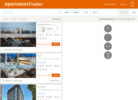 portland.apartmentfinder.com