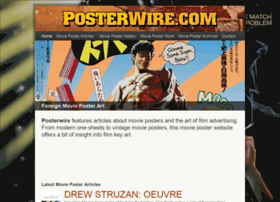 posterwire.com