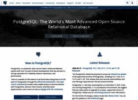 postgresql.org