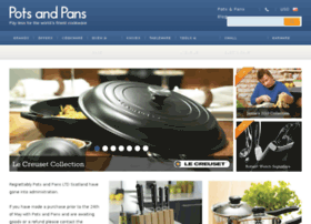 pots-and-pans.co.uk