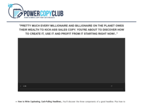 Powercopyclub.com