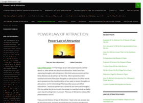 powerlawofattraction.com