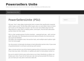 powersellersunite.com