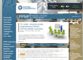 ppf.lu.lv