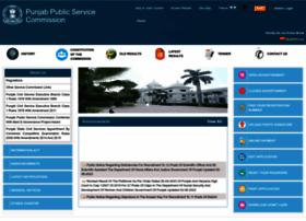 ppsc.gov.in
