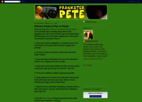 pranksterpete.blogspot.com