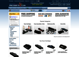 precisionroller.com