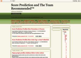 predictionscore.blogspot.com