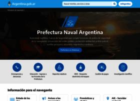 Prefecturanaval.gov.ar