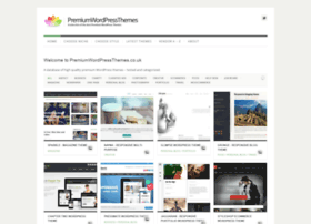 Premiumwordpressthemes.co.uk