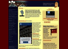 preservationdirectory.com