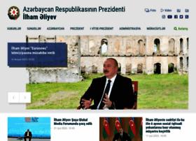 president.az