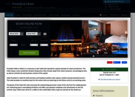 presidenthotel-athens.h-rez.com