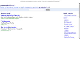 pressealgerie.net