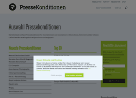 Pressekonditionen.de