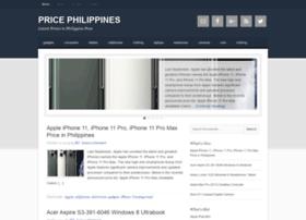 pricephilippines.com