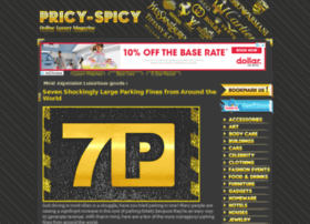 pricy-spicy.com