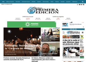 primeraedicionweb.com.ar